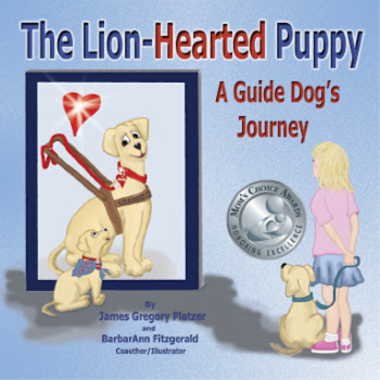 Product_The Lion Hearted Puppy - Book